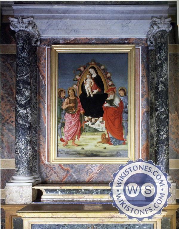 Granito della Colonna (foto 23)